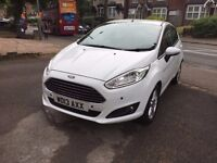 Ford fiesta 5dr petrol 1.0 quick sale, offers welcome Cat D