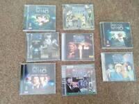 Dr Who audio discs