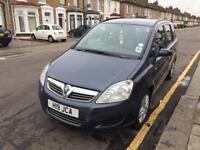 2009 Vauxhall Zafira 1.9 Diesel Auto 5 Door Hatchback Automatic