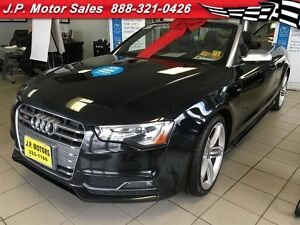 2013 Audi S5 Premium, Automatic, Leather, Heated Seats, Convert
