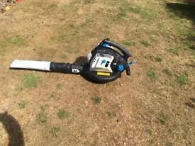 Mac allister Petrol leaf blower