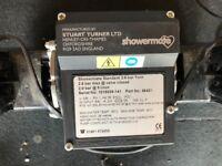 Shower pump - shower mate by Stuart Turner