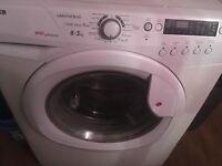 Hoover washer/dryer 8+5kg £110.00
