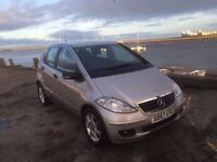 2007 Mercedes A150 classic 1.5 hatchback 5 door low milage