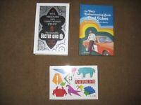 3 Unusual Books for £2.00 EACH: Please See Advert Description
