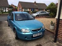 Proton GEN-2 1.6 55 Plate. Very Low Mileage and Has Long MOT
