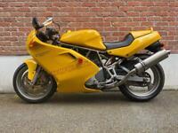 1997 Ducati 750 Super Sport