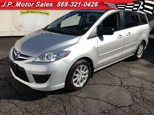 2009 Mazda MAZDA5 Manual, Third Row Seating
