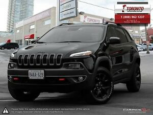 2017 Jeep Cherokee ***TRAILHAWK***COMPANY DEMO***