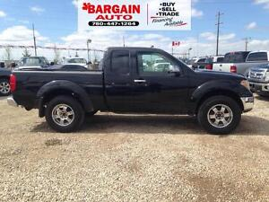 2007 Nissan Frontier EXT CAB,V6,4X4...115 B/W