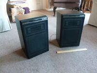 Pioneer S-222X bookshelf speakers.