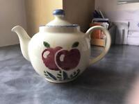POOLE POTERY SMALL TEAPOT