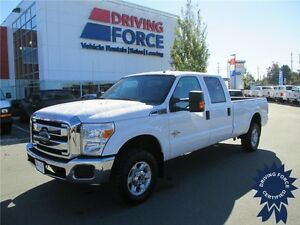 2015 Ford Super Duty F-350 SRW XLT 4x4 - Longbox, 30,789 KMs