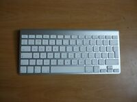 APPLE WIRELESS KEYBOARD A1255