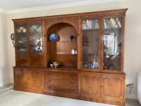 Shapes Display Cabinet