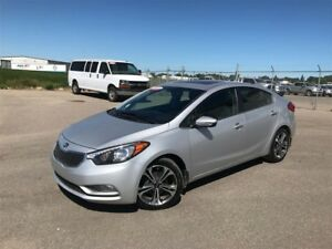 2016 Kia Forte EX-SUNROOF-HTD SEATS-ALLOYS