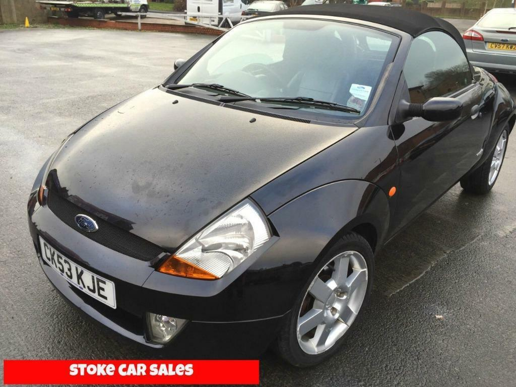 used ford streetka cars for sale gumtree autos post. Black Bedroom Furniture Sets. Home Design Ideas