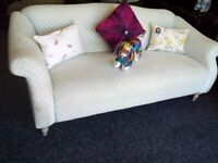 Dfs exdisplay patchwork sofa