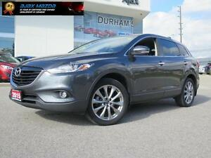 "2015 Mazda CX-9 GT/NAVI/20""WHEELS/BOSE"