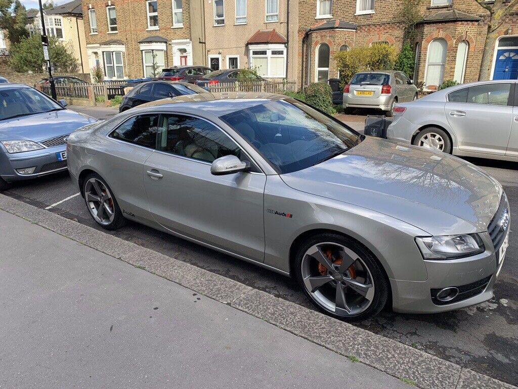 2010 Audi A5 20 Tfsi Se 2dr In Excellent Condition Exterior And Interior
