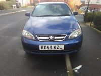 Daewoo Lacetti (Cheverolet) With 11 months Road Tax