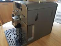 Gaggia Brera coffee machine & grinder