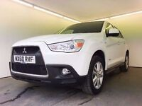 2010 | Mitsubishi ASX 1.6 3 | Manual | Petrol | 6 Months Warranty | 2 Former Keepers | HPI Clear