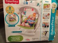 take along swing Fisher Price