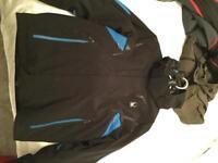 Spyder ski jacket men's