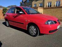 SEAT IBIZA 1.2 5 DOOR - NEW MOT - HPI CLEAR - IDEAL 1ST CAR