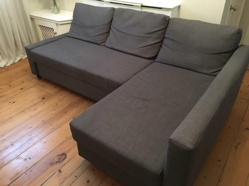 ikea friheten corner sofa bed in windsor berkshire gumtree. Black Bedroom Furniture Sets. Home Design Ideas