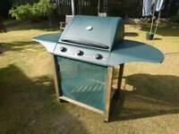 Winchester gas Barbecue