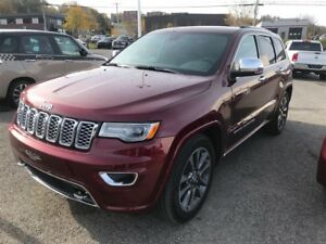 2017 Jeep Grand Cherokee Overland *4X4 AWD BLUETOOTH FU