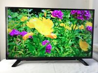 Toshiba 40 inch slim 4K Ultra HD HDR Smart TV WiFi Freeview Latest Model, great condition Like new