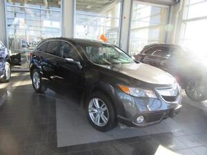 2014 Acura RDX Base TECHNOLOGY PACKAGE