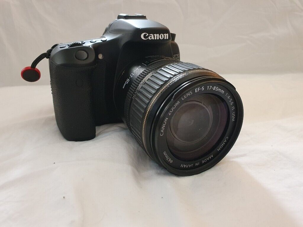 Canon 70D - body great condition with extras (lens) | in Cambridge,  Cambridgeshire | Gumtree