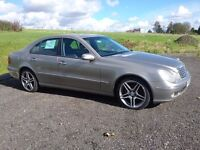 Mercedes Elegance 270 cdi