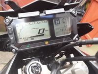 Yamaha mt09 tracer £6500 ono