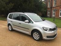 VW TOURAN 1.6 TDI 7 SEATER PART EXCHANGE WITH ANY CAR MOST WELCOME