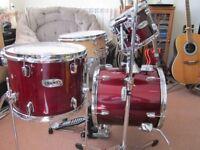 Mapex / Yamaha Mini Drum Set