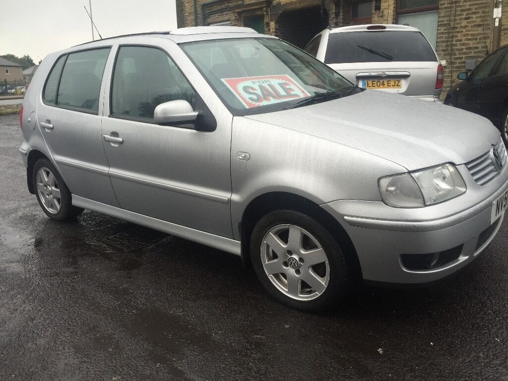 vw polo 1.4 petrol