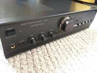 Technics SU-A600 Amplifier