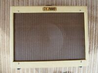 Fender Deluxe type amplifier - custom built by Li'l Dawg in USA
