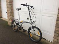 Universal folding bike