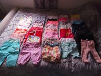 baby girl bundle 3-6 months over 170 items