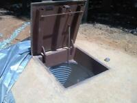 UNDERGROUND SURVIVAL SHELTERS UNDERGROUND BUNKERS NUCLEAR SHELTERS FALLOUT SHELTERS SAFE ROOMS UK