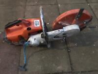 Stihl TS400 cutting saw disc cutter