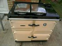 Rayburn 460k cooker and boiler