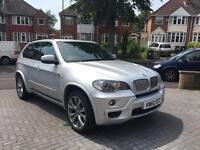 2010 BMW X5 XDRIVE 35D MSPORT 5S FSH 2 KEYS LONG MOT BARGAIN!!!!