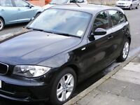 ## NOW REDUCED## BMW 1 SERIES 1.6iSE - 83600 MILES - FRONT & REAR PARKING SENSORS -HATCHBACK